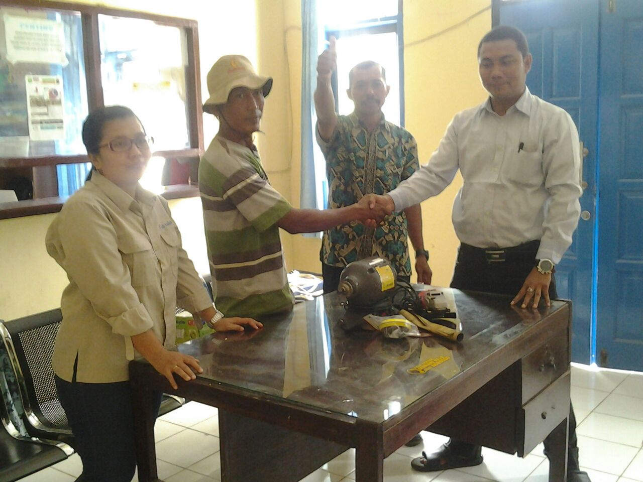 Program CSR.Pt. Khotai MIA